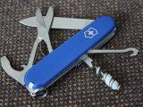 Blue Victorinox Compact