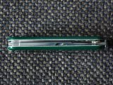 Green Victorinox Executive