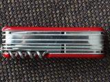 Red Victorinox Handyman