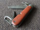 Victorinox Elsener Soldier's knife