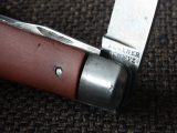 Victorinox Elsener Soldier's knife - main blade tang stamp