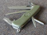 Victorinox one-handed German Army Knife (OH-GAK)