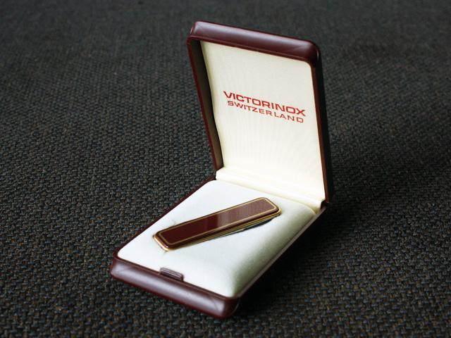 Victorinox De Luxe - burgundy, in gift box