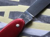 Victorinox 75mm alox pen knife - Victoria tang stamp