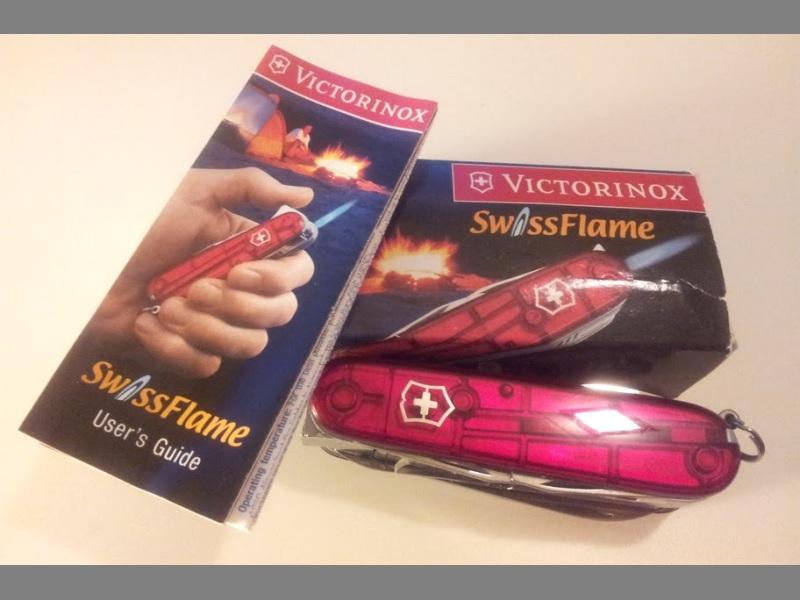 NIB Victorinox SwissFlame