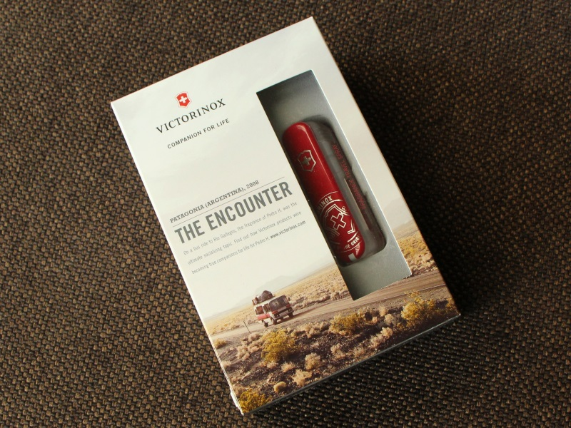 Victorinox 74mm refillable travel spray