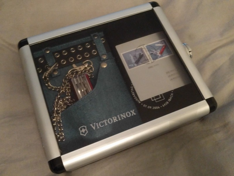 Victorinox Huntsman Lite Limited Edition